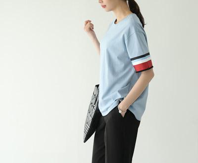 [MCTP84P231]马尼尔没有磁带关键点T恤